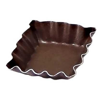 Gobel Backform - 35 mm-Antihaft-Kuchenform für Backform, quadratisch