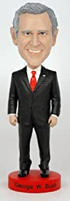 Royal Bobbles George W. Bush Bobblehead