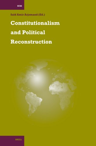 Constitutionalism and Political Reconstruction