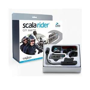 Scala Rider G9 Single Headset 210144