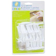 Babies R Us Drawer Lock - 12 Pack