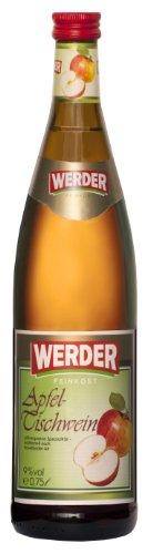 Suchen : WERDER Apfelwein 0.75 l