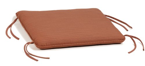 Siena Ottoman Cushion - Dupione Papaya - Buy Siena Ottoman Cushion - Dupione Papaya - Purchase Siena Ottoman Cushion - Dupione Papaya (Oxford Garden, Home & Garden,Categories,Patio Lawn & Garden,Patio Furniture,Cushions Covers & Pillows,Patio Furniture Cushions)