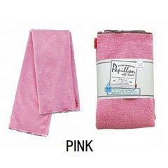現代百貨 パピヨン ソフトフェイスタオル ピンク
