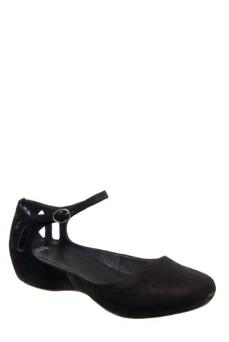 Sinuosa Ankle Strap Flat