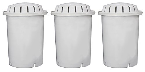 PH001 Alkaline Ionized Water Filter Cartridge By Invigorated Water, Compatible With Invigorated Living Water Filtration Systems, Purifiers & Dispensers, 96 Gallon Long-Life Filter (3-Pack) (Ph Water Purifier compare prices)