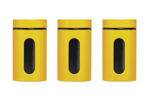 premier-housewares-storage-canisters-yellow-set-of-3