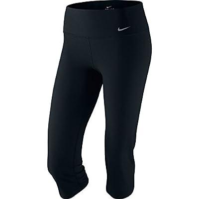 Nike Women's Dri-Fit Slim Fit Training Capris-Black