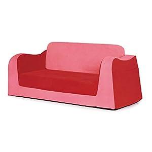 P'kolino Little Reader Sofa, Red