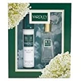 Lily of the Valley by Yardley 50ml Eau de Toilette Spray & 75ml Body Spray