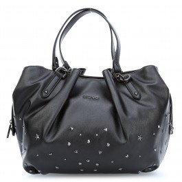 LIU JO PERLE SHOPPING BAG N66034E0038-22222 Black