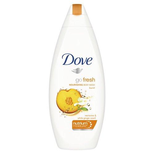 Dove Bodywash Burst 250 ml (Pack of 6)