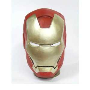 Iron Man Mask (Rubber)