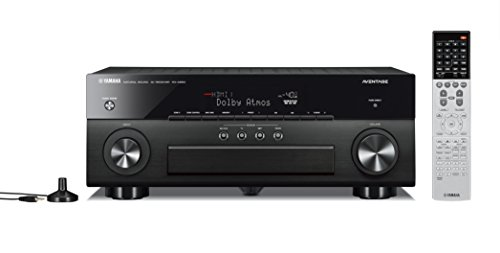 Yamaha RX-A860BL 7.2 Channel Network AV Receiver