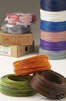 Cavo Filo Elettrico Unipolare 1,5 Flessibile Isolato In Pvc vari colori e bicolori disponibili prezzo e vendita al metro