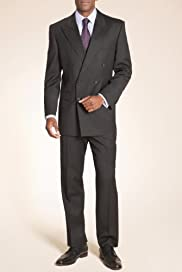 Pure Wool Double Breasted 2 Button Suit [T15-1923D-S/T15-1924D-S]