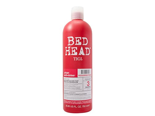 Tigi Shampoo, Bed Head Urban Anti-Dotes Resurrection, 750 ml