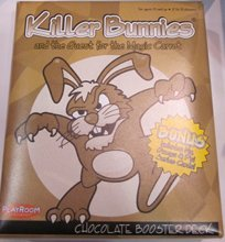 Killer Bunnies: Chocolate Booster