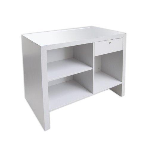 13958-Theke-Empfangstheke-Verkaufstheke-Counter-7-Silber
