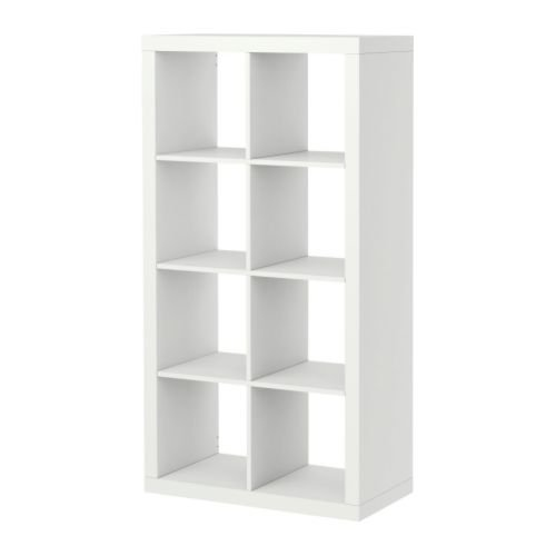 EXPEDIT Shelving Unit White