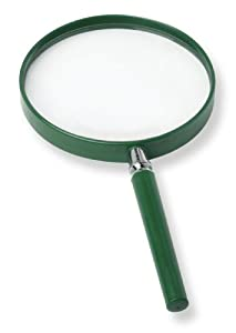 Carson BigEye Magnifier with Over-sized 5-Inch Lens (HU-20)