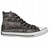 Converse Chuck Taylor All Star Hi Top Charcoal Gray Mens 8/ Womens 10