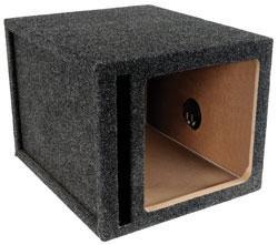"Atrend B Box Sub Woofer 10"" Single Vented Kicker Enclosure"