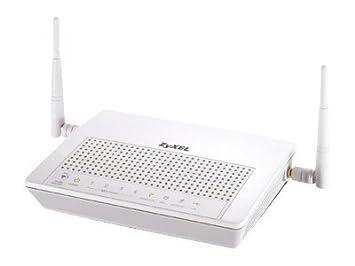 ZyXEL P-661HNU-F1 - Router (10, 100 Mbit/s, 10/100Base-T(X), 802.11b, 802.11g, 802.11n, 300 Mbit/s, ADSL (RJ-11), ADSL2+)
