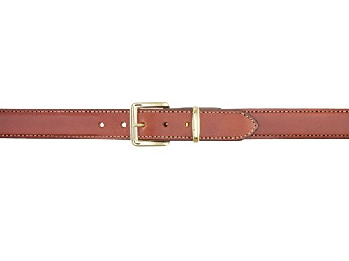 "Buy Bargain Aker Leather B21 Concealed Carry Gun Belt, 1-1/2"" Width"
