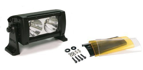 Wurton Off Road 5 Inch Black 10W High-Power 2 Led Light Bar