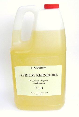 Apricot Oil 7 Lb/One Gallon front-938939