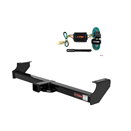 Curt 13517-55372 Trailer Hitch and Wiring Package - Agrobiology on