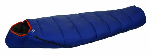 Cedar Ridge Wolf Creek 0-Degree Sleeping Bag (Blue/Black)