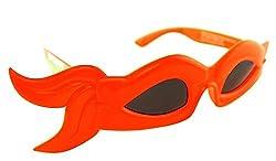 Teenage Mutant Ninja Turtles Sunglasses Orange