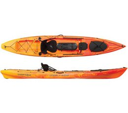 Cheap Ocean Kayak Trident 13 Angler Fishing Kayak-Sunrise (B005M3KCG2)