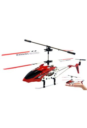Mini 3CH S107 Metal Helicopter with Gyro HG107