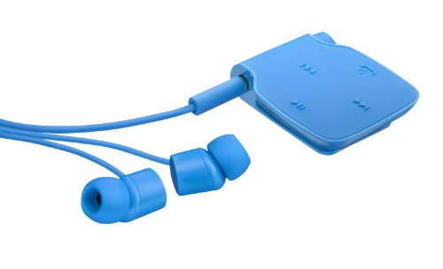 Nokia Bh-111 Bluetooth Stereo Headset - Blue