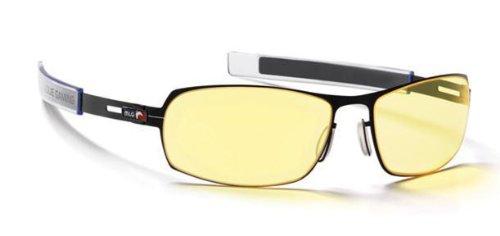 Buy Discount Gunnar Optiks PHA-00101 MLG Phantom Full Rim Advanced Video Gaming Glasses with Headset...