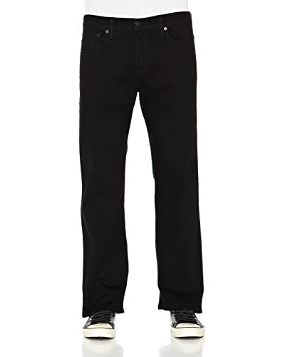 Levi's Pantalone 569 Loose Straight [Nero]