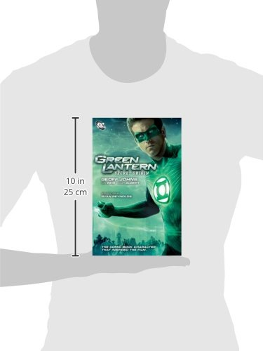 Green Lantern Secret Origin TP New Ed