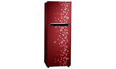 Samsung RT28K3082RY/HL Frost-free Double-door Refrigerator (251 Ltrs, 2 Star Rating, Sanganeri Ring Red)