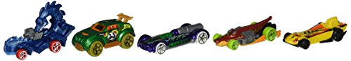 Hot Wheels, 2015 Dino Riders 5-Pack (Hot Rod Toy Cars compare prices)