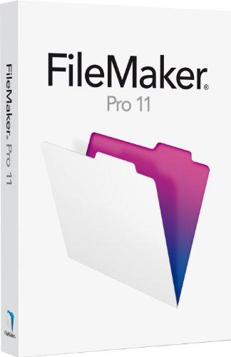 Filemaker Pro - (Version 11 ) - Ensemble De Mise À Niveau - 1 Utilisateur - Dvd - Win, Mac - Anglais