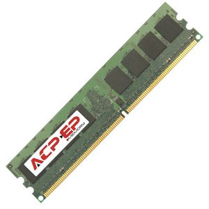 ACP - Memory Upgrades 2GB DDR2 SDRAM Memory Module. 2GB KIT2X1GB DDR2 800MHZ 240PIN HP CQ2000 DESKTOP KTH-XW4400/2G SYSMEM. 2 GB (2 x 1 GB) - DDR2 SDRAM - 800 MHz DDR2-800/PC2-6400240-pin DIMM