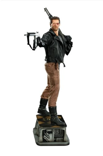 Picture of Sideshow The Terminator Premium Format Figure (B004XN2IVO) (Sideshow Action Figures)