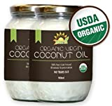 Nutria Virgin Organic Coconut Oil 2 X 32 Oz
