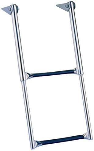 Garelick/Eez-In 19616:01 Over Platform Telescoping 3-Step Marine Drop Ladder