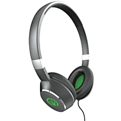 Ifrogz-Luxe Air-Headphones with Mic- Green