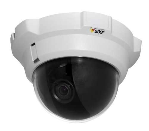 Fixed Dome Tamper-resistant HDTV 720p AXIS M3204 Network IP Camera