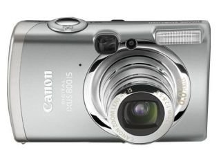 Canon IXUS 800 IS Digital Camera [6MP 4 X Optical]